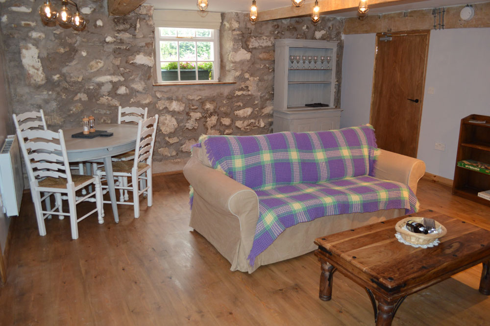 comfy bunkhouse in the lakes