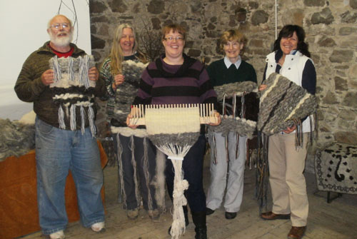 Spinning and Weaving Weekend Workshops