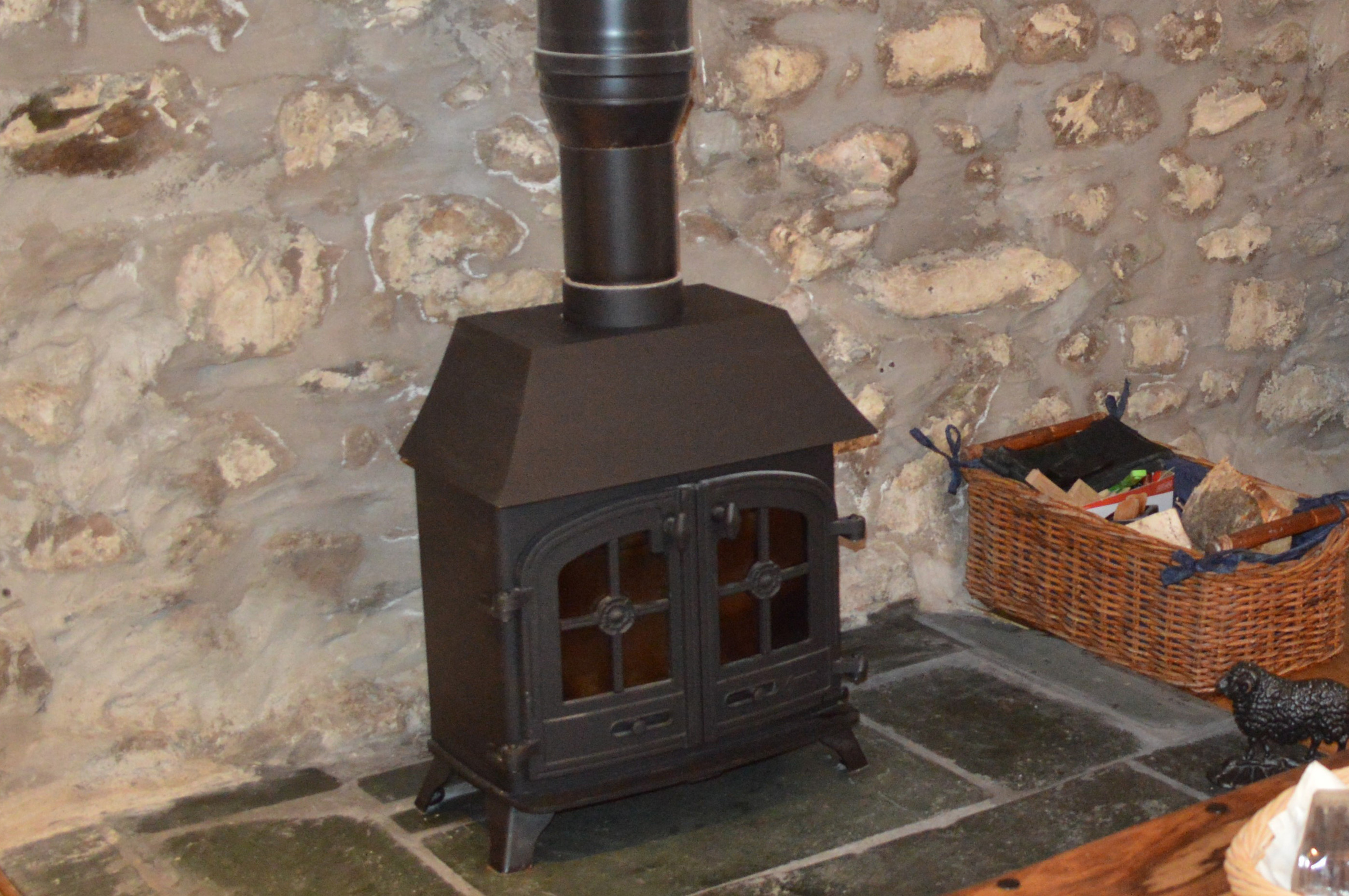 bunkhouse with woodburner in the Lakes