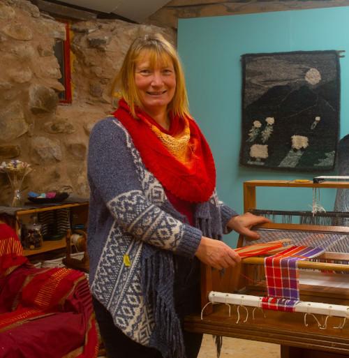 Susan Denham-Smith - Wild Wool Barn and Workshop - Ennerdale - The Lake District