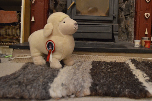 Herdwick Discovery Week at the Wild Wool Barn and craft studio